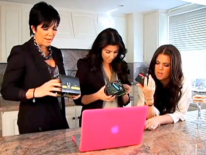 Let's Talk Periods With the Kardashians!