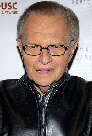 Larry King Files For Divorce #8 in Mad Dash for Guinness Record