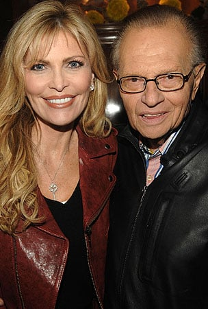 Larry King's Divorce Takes a Tawdry New Twist With Baseball-Coach Affair Rumors
