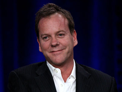 Kiefer Sutherland Bounced From Strip Club for Trying to Cut in on Their Business