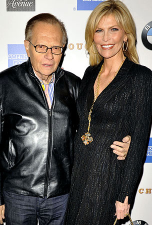 Larry King Makes Last-Minute Bid to Save His Marriage, Half His Fortune