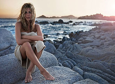 Jennifer Aniston Is Naked, Lonely, And Selling Perfume