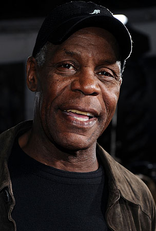 BUZZINGS: Danny Glover Ups The Celebrity Activist Ante By Getting Arrested At Union Protest