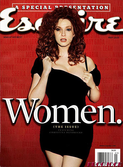 'Esquire' Loves Christina Hendricks So Much They Turned Her Into Julianne Moore