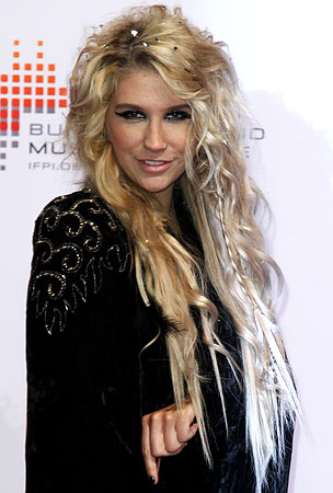 BUZZINGS: Ke$ha Continues Reputation For Elegance By Wearing Placenta Necklace