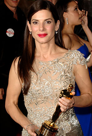 Sandra Bullock, Already Having A Terrible Month, Is Asked To Give Back Award