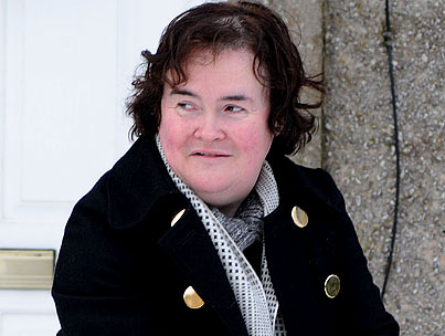 Susan Boyle's Family Believe She's Being Held Hostage By Her Handlers