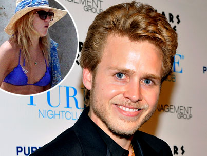 Spencer Pratt Is Outraged That Kate Hudson Didn't Get Clown Boobs Like His Wife Did