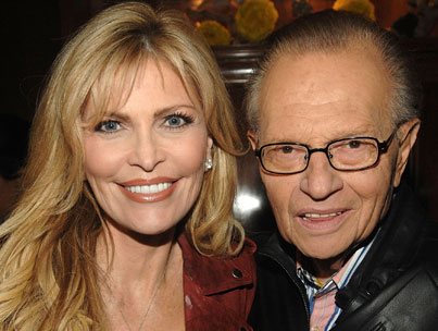 Larry King and Wife Take a Two-Week Vacation From Their Divorce Proceedings