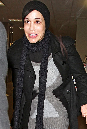 Octomom Finally Realizes That She Is A Human Freak Show