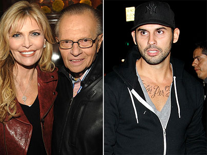 Larry King's Kids' Little League Coach Admits He Was Banging Mrs. Larry King, While They Watched Larry on TV!