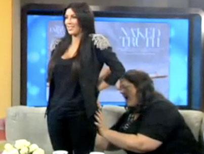 The Australians Are Really Feeling Kim Kardashian (VIDEO)