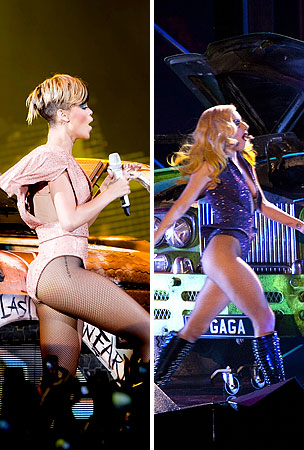 Rihanna Recovers From Hospitalization by Channeling Lady GaGa (PHOTOS)