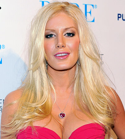 Heidi Montag Decides That Getting Groped Isn't Worth Suing Over
