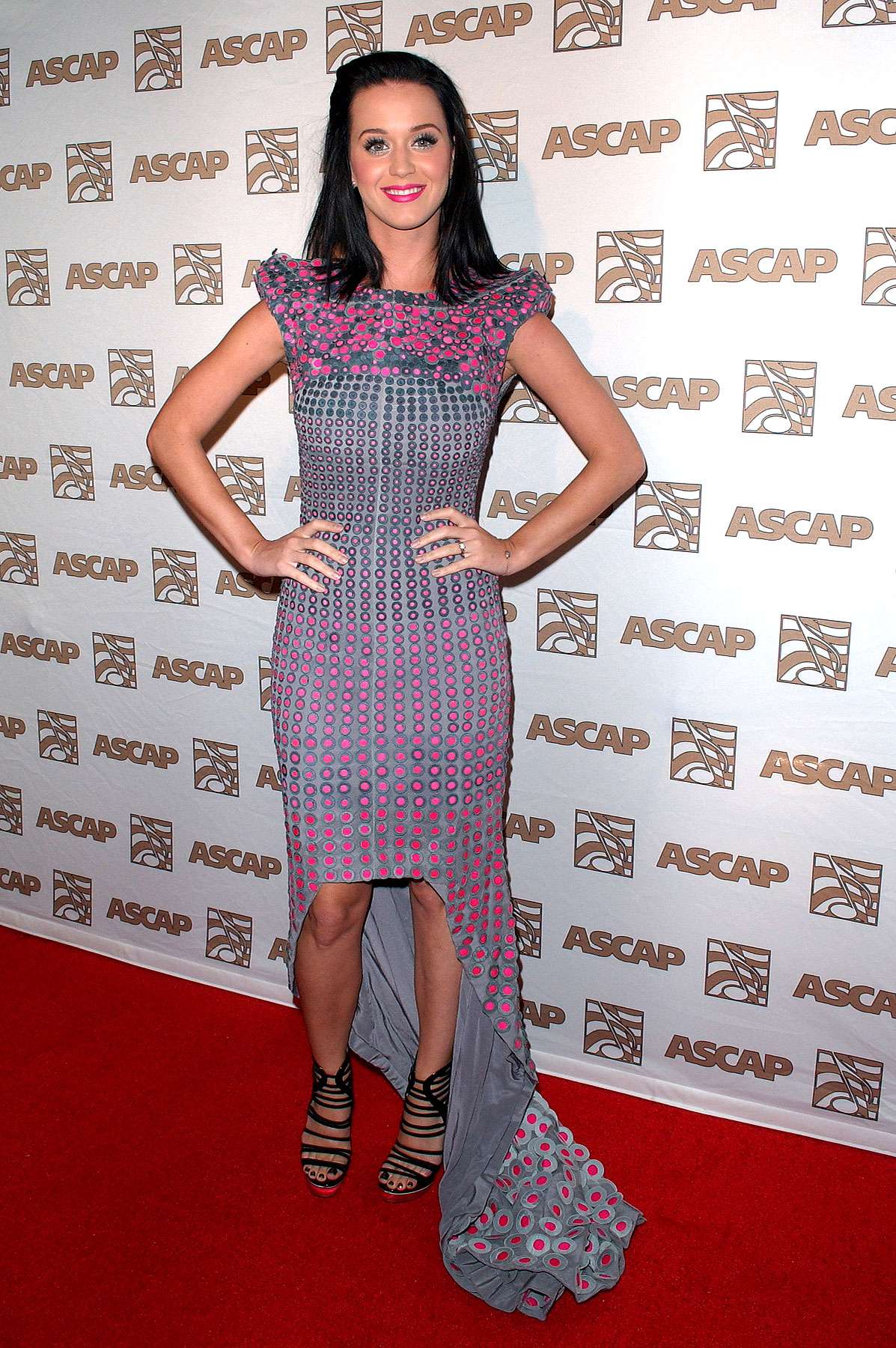 Fashion FTW: Katy Perry Wears Candy Buttons (PHOTOS)