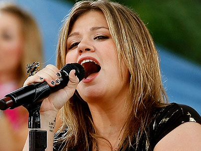 Kelly Clarkson's Cigarette Sponsorship Goes Up in Smoke
