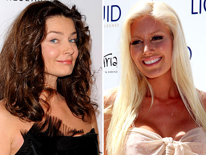 Paulina Porizkova Calls Out Heidi Montag For Her F-List Boobs