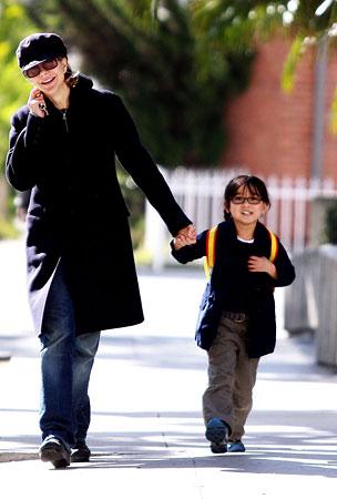 Meg Ryan's Daughter Challenges Suri Cruise To A Cute-Off (PHOTOS)