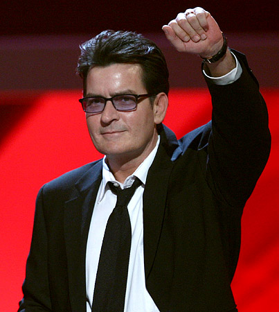 Charlie Sheen May Actually Do Some Good by Killing Off 'Two and a Half Men'