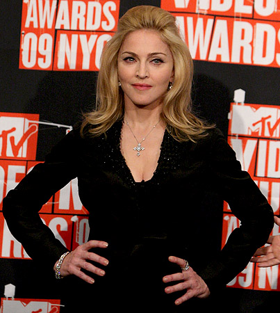 Madonna Spends $10,000 On Kaballah Water For Her Air Conditioner