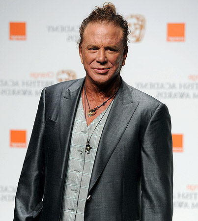 Mickey Rourke Will Be Playing Genghis Khan, Which Makes Perfect Sense
