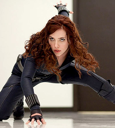 Scarlett Johansson Would Like to Delight and Enthrall You in New 'Iron Man 2′ Clip (VIDEO)