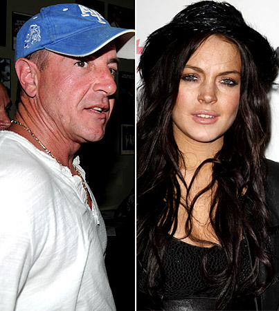 Michael Lohan Stays True to Form, Blabs to Media About His Intervention Attempt