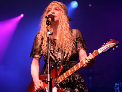 Courtney Love Might Get Own 'Glee' Episode