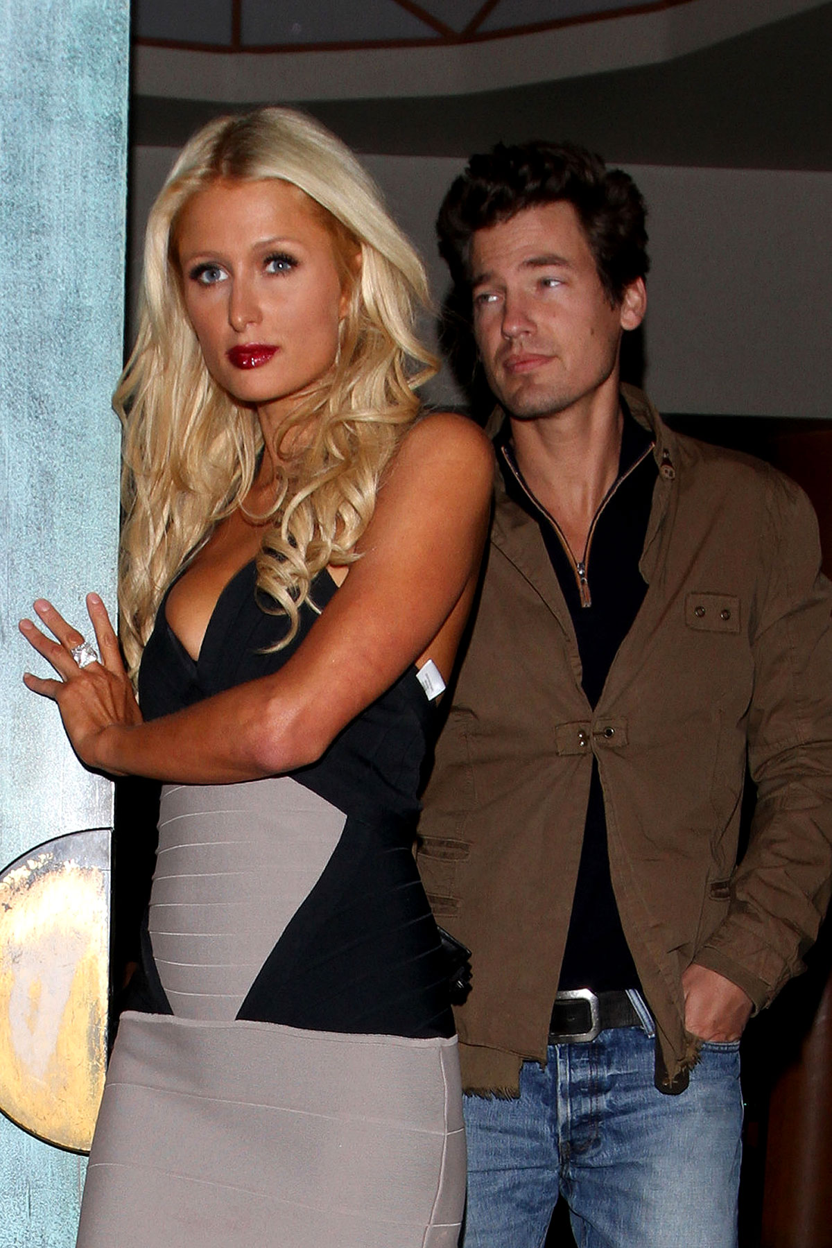Paris Hilton and Doug Reinhardt Move On, Invite Us All to Do the Same (PHOTOS)
