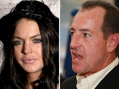 Michael Lohan Threatens To Take Lindsay To Court, Like Any Good Dad Would Do