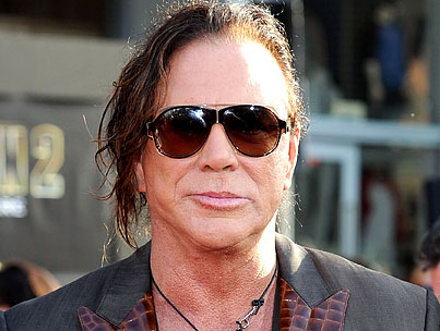 Who Is The Bad Actress Mickey Rourke Disses During An Interview?