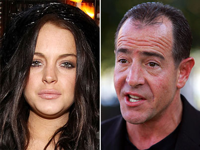 Michael Lohan Thinks Someone Would Actually Pretend to Be Him, LOL