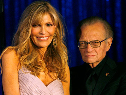 Larry King and His Wife Have a Semi-Open Marriage. You're Welcome for That Image.