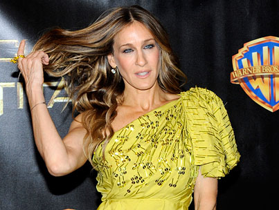 SJP Is Going To Be A Museum Tour Guide