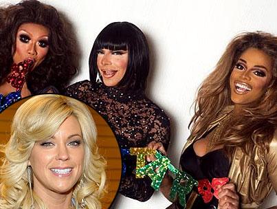 """Kate Gosselin's """"Fierce Wig"""" Is Drag Queen Approved"""
