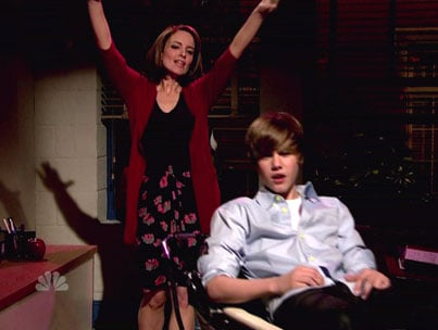 Justin Bieber, Like Most Men In America, Has A Crush On Tina Fey