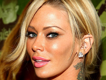 Jenna Jameson Passes Drug Test After Boyfriend's Allegations Of Drug Addiction
