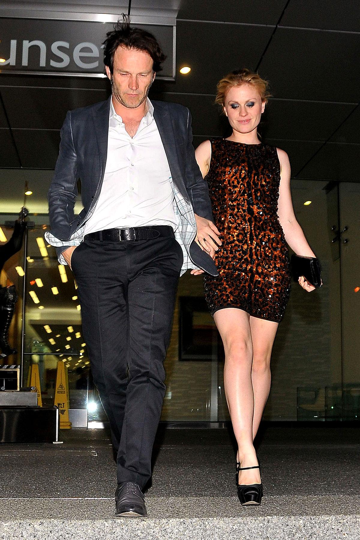 Fashion FTW: Anna Paquin Proves It's Stil Cool To Wear Leopard Spots (PHOTOS)