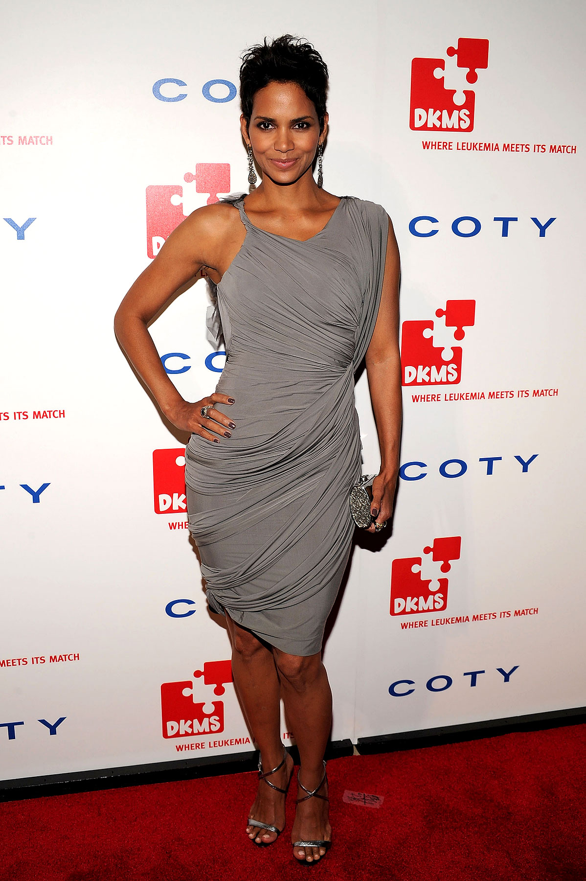 Fashion FTW: Halle Berry Dominates The Red Carpet (PHOTOS)