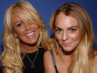Lindsay, Ali and Dina Lohan to Film Most Ill-Conceived Mother's Day Special Ever