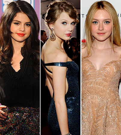 Selena Gomez, Taylor Swift and Dakota Fanning Face Off in Epic Casting Battle!