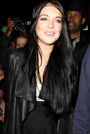 Lindsay Lohan to Play Linda Lovelace in Inevitable Slide Toward Actual Porn Career