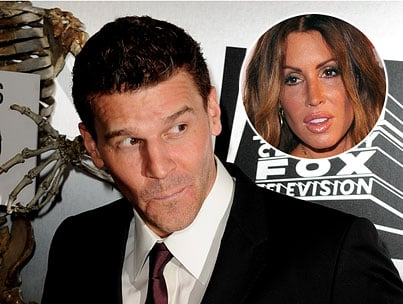Hollywood Sordid: Boreanaz Admits to Affair with Tiger Woods Mistress