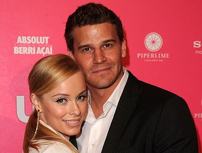 BUZZINGS: David Boreanaz Gets in on the Whole 'Cheating on My Wife' Thing
