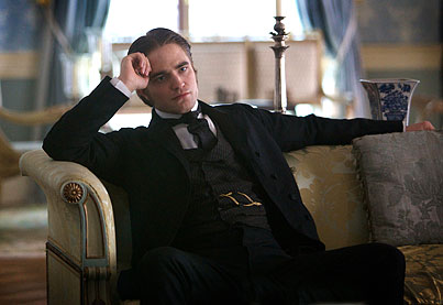Allow Robert Pattinson to Seduce You in This New 'Bel Ami' Still