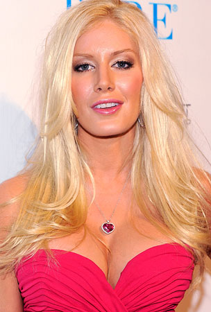 Heidi Montag Upset Her Breasts Aren't Freakishly Large, Plans For More Surgery
