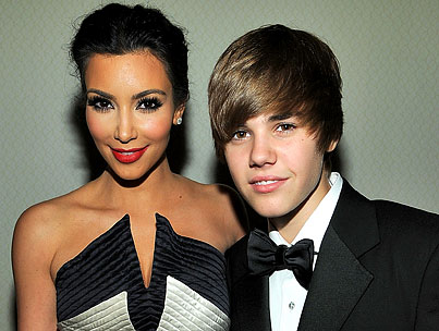 Justin Bieber Forced To Admit That He Isn't Dating Kim Kardashian