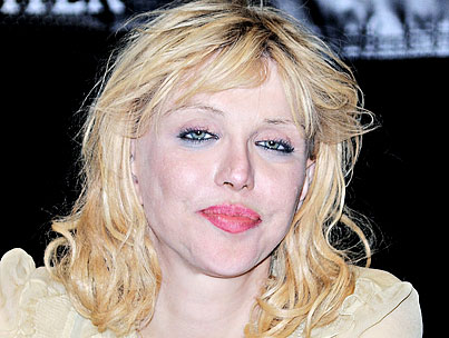 Courtney Love Says She's Good In Bed Because She's Ugly