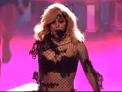 Lady GaGa on 'American Idol': The Full Uncut Awesomeness (VIDEO)