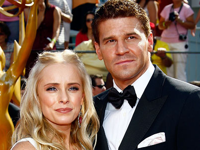 David Boreanaz's Wife Oddly Still Upset About His Infidelity